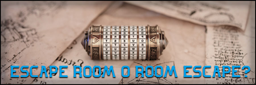 Escape Room o Room Escape
