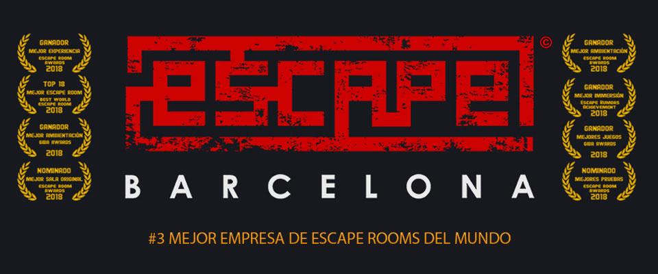 Premios Escape Room